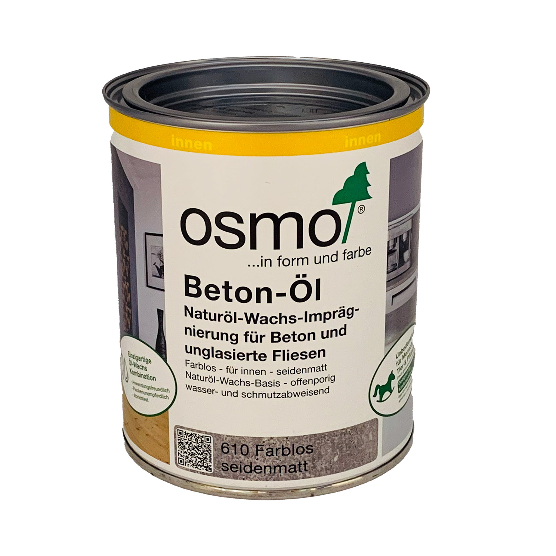 Beton-Öl Oberflächenschutz