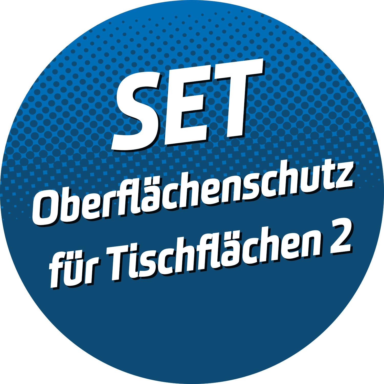 SET - Oberflächenschutz für Tischflächen 2