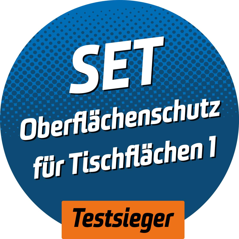 SET - Oberflächenschutz für Tischflächen 1 - Unser Testsieger